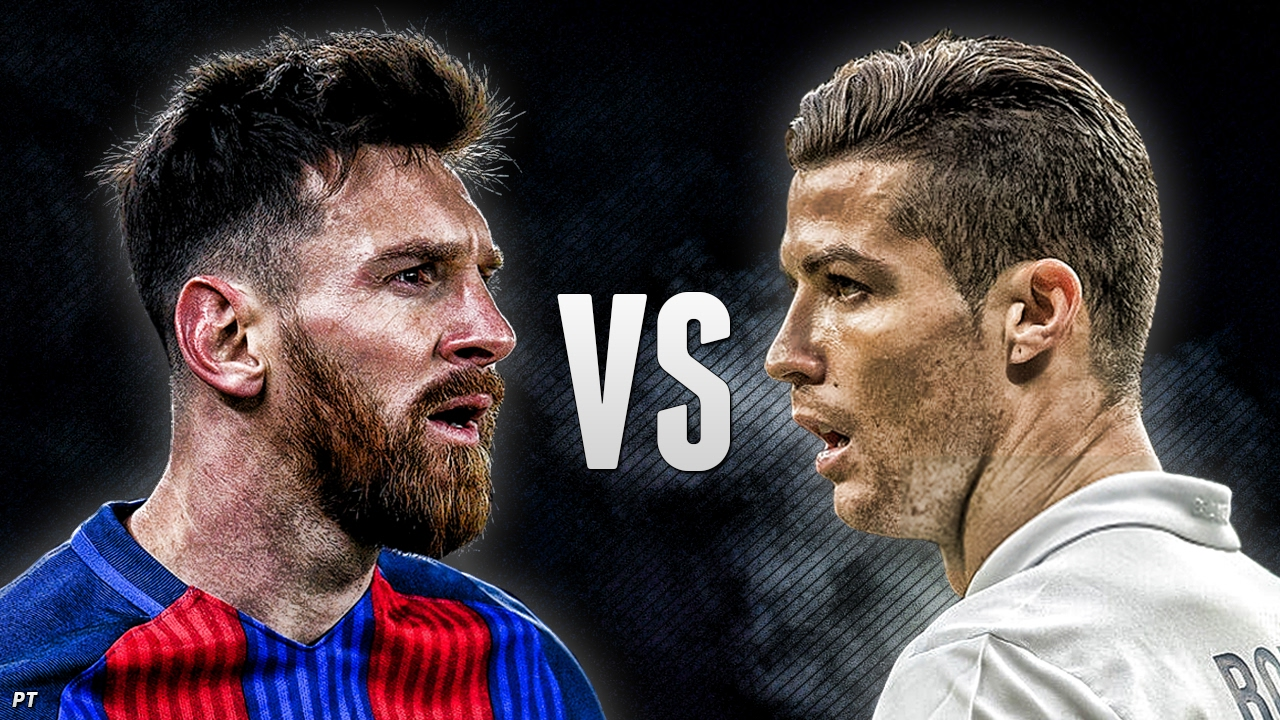 Image Result For Messi E Ronaldo