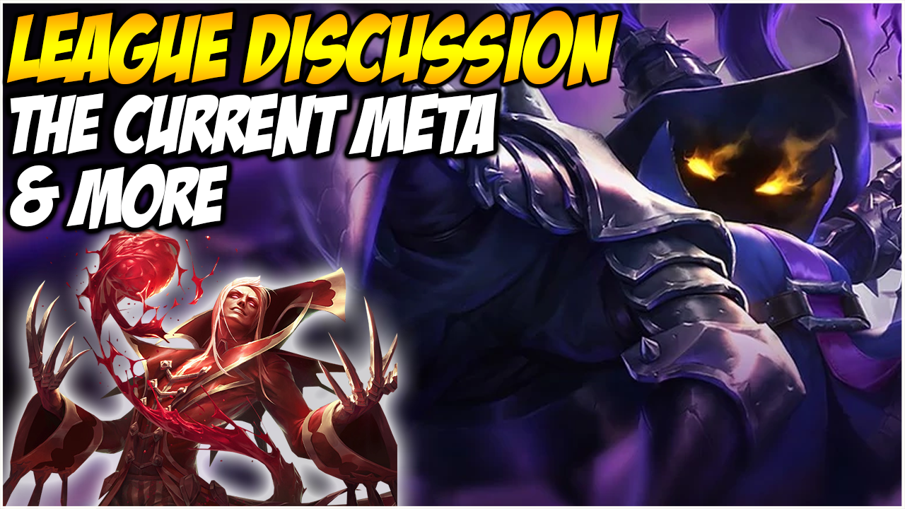 The current meta of League | Qutee